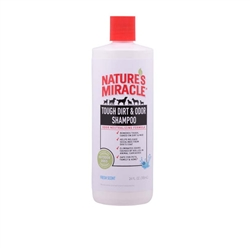 NATURE'S MIRACLE DIRT & ODOR SHAMPOO 24OZ