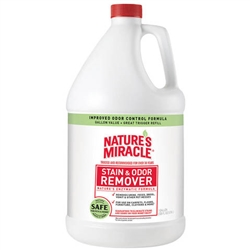 NATURE'S MIRACLE STAIN & ODOR REMOVER ACCUSHOT REFILL 170 OZ