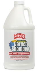 NATURES MIRACLE DEEP CLEANING CARPET SHAMPOO 64OZ
