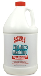 NATURES MIRACLE NO MORE MARKING 128 OZ