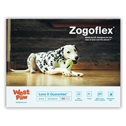 "Zogoflex Lifestyle Sign (8.5"" x 11"")"