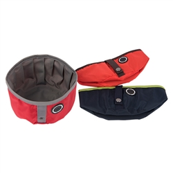 Trek Round Portable Bowl