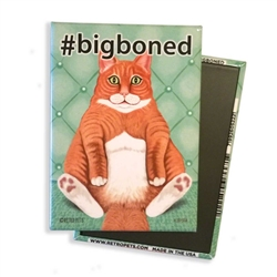 Cat - #bigboned MAGNETS