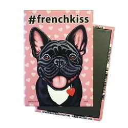 French Bulldog - #frenchkiss MAGNETS