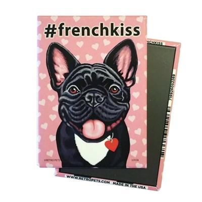 French Bulldog - #frenchkiss MAGNETS