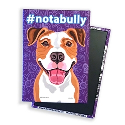 Pit Bull Terrier - #notabully MAGNETS