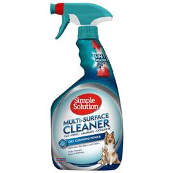 Simple Solution New Multi-Surface Cleaner, 32 fl. oz.
