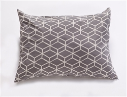 SILVER PATTERN BED