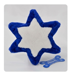 Dog Toy - Star of David