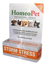 HOMEOPET PRO STORM STRESS K9 20-80LB BOTTLE 15ML