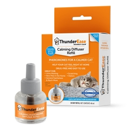 ThunderEase Calming Refill for Cat Diffuser (1 Month Supply)