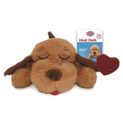Snuggle Puppy Behavioral Aid Toy - Biscuit