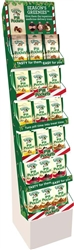 GREENIES PILL POCKET ASSORTED FLAVORS CANINE AND FELINE FLOORSTAND/POWERWING 48PC