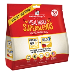 Stella & Chewys Dog  Freeze Dried Super Blends Mixer Chicken