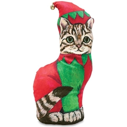 Brown Tabby Elf Kitty Weight