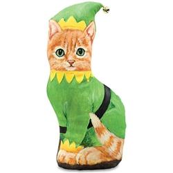 Orange Tabby Elf Kitty Weight