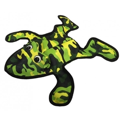 """Jungle Buddy Frog 15"""" Plush Toy"""