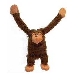 """15"""" Gorilla Lou Plush Dog Toy"""