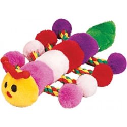 "8"" Caterpillar w/Rope Legs"