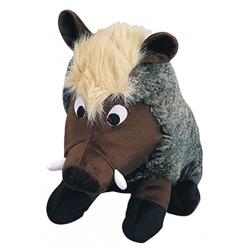 "8"" Warthog Plush Dog Toy"