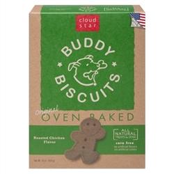 Cloud Star Buddy Biscuits  Chicken 16oz.