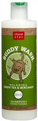 Cloud Star Buddy Wash Relaxing Green Tea & Bergamot Dog Shampoo & Conditioner, 16-oz. bottle