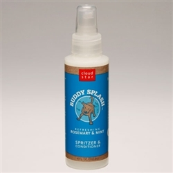 Cloud Star Buddy Splash Refreshing Rosemary & Mint Dog Spritzer & Conditioner, 4-oz. spray