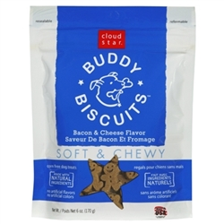 Cloud Star Chewy Buddy Biscuits-Cheddar