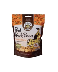 Exclusively Pet Best Buddy Bones Cheese Flavor Dog Treats 5.5oz.