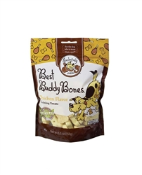 Exclusively Pet Best Buddy Bones Chicken Flavor Dog Treats 5.5oz.