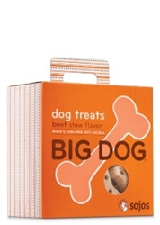 Sojo Dog Big Dog Treat Beef 12 oz.