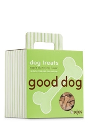 Sojos Good Dog Treats Apple Dumpling 8oz.