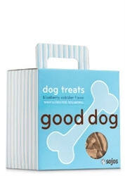 Sojos Good Dog Treats Blueberry Cobbler 8oz.