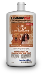 Lambert Kay Linatone Plus Skin & Coat Revitalizer 32oz.
