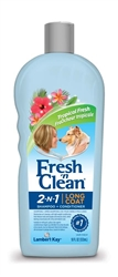 Lambert Kay Fresh 'n Clean 2 in 1 Long Hair Shampoo & Conditioner 18oz.