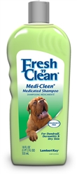 Lambert Kay Fresh 'n Clean Medi-Clean Medicated Shampoo 18oz.