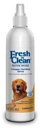 Lambert Kay Fresh 'n Clean Protein Infused Cologne Finishing Spray FNC Scent 12oz.