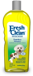 Lambert Kay Fresh 'n Clean Protein Infused Tearless Puppy Shampoo 18oz.