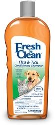 Lambert Kay Fresh 'n Clean Flea & Tick Conditioning Shampoo 18oz.