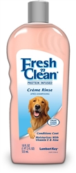Lambert Kay Fresh 'n Clean Protein Infused Fresh Clean Scent Cream Rinse 18oz.