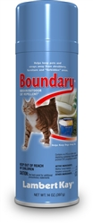 Lambert Kay Boundary Cat Repellent Aerosol Spray 14oz.