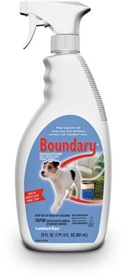 Lambert Kay Boundary Dog Repellent Pump Spray 22oz.