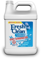 Lambert Kay Fresh 'n Clean Oxy-Strength Pet Odor & Stain Eliminator 1gal