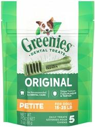 GREENIES Dental Treat Entry Level 3oz