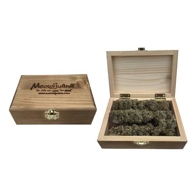 Cigar Box - Grand Daddy Purr Catnip Buds