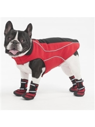 Fashion Pet Performance Fleece Red Boot