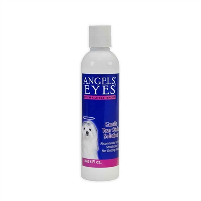 Angels' Eyes Tear Stain Solution 8 oz Dog