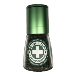 Meowijuana® - Kitty Keef - Green Grinder - Case Pack - 6/case