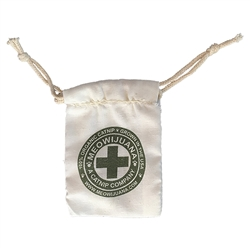 Meowijuana Muslin Bag
