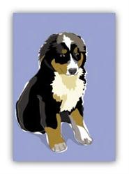 Bernese Mt. Dog - Fridge Magnet
